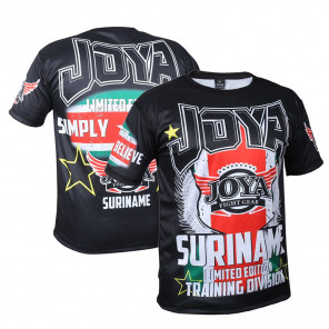 "Joya T shirt ""Surinam"" Black"