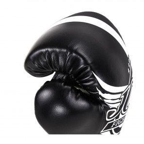 "JOYA Kick-Boxing Gloves ""Junior"" Black/White"