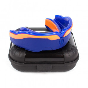 Makura Mouthguard Tephra Max Navy / Orange / Blue