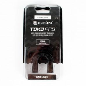 Makura Mouthguard Toka Pro Black Granite